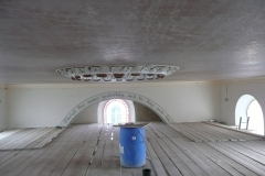 Baptist Church ceiling renovation 2